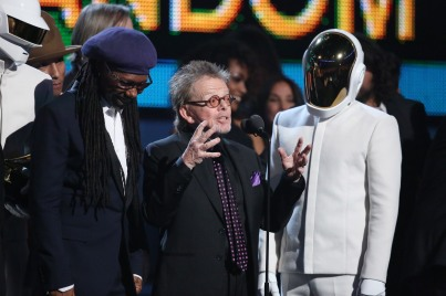 Nile Rodgers, Paul Williams, Daft Punk