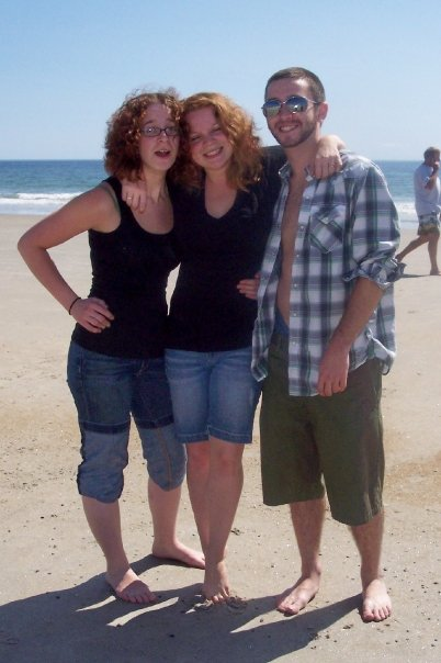 The family that gave me my happiest Hanukkah. (Photo blatantly stolen from their mother's Facebook page).