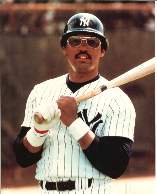 Reggie Jackson during his glory days.