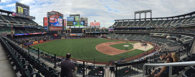 Citi Field, home of the New York Mets. (Photo by John Nash)
