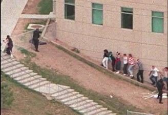 Columbine High School 1999 (Photo courtesy of Fox2now.com)