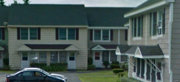 Windsor Place Apartments on Ohio Street in Bangor, Maine (Photo courtesy of Google Earth)