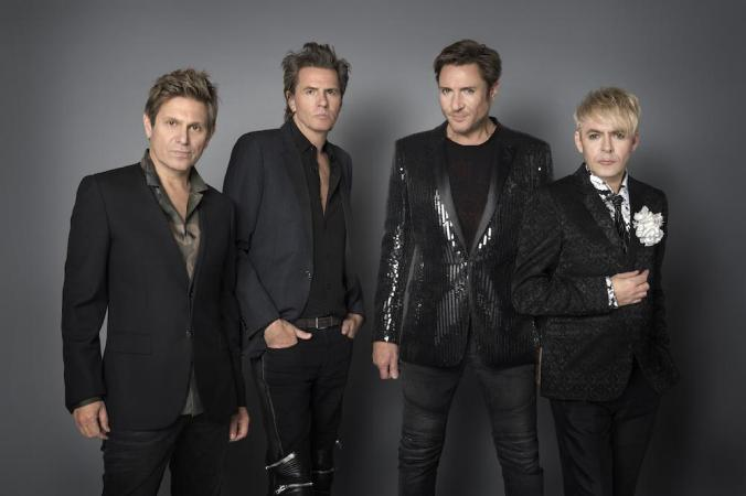 The present-day Duran Duran, almost the same as the 1984 version. (Photo courtesy of duranduran.com)