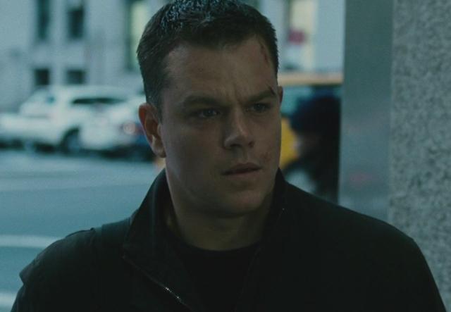 Bourne ... Jason Bourne.