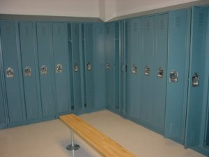 A locker room can be an ugly place ... but usually not as ugly a place as Donald Trump described it.